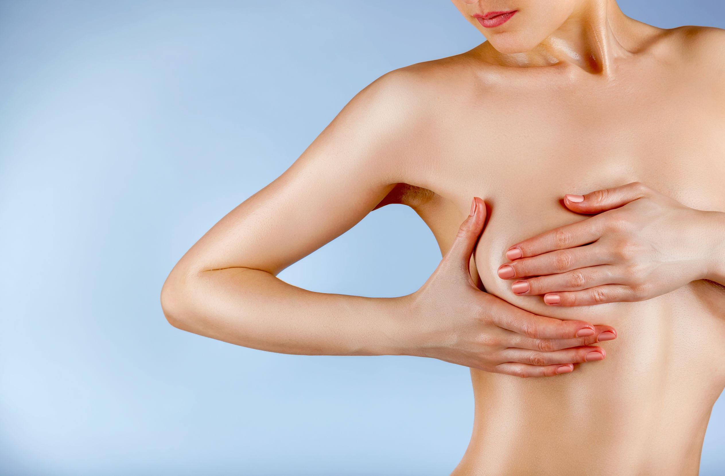 O que é a mamoplastia periareolar