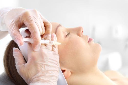 O que é preenchimento facial?