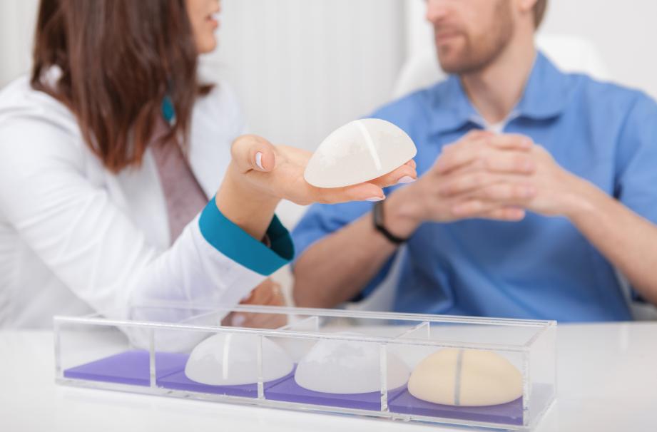 Tipos de prótese de silicone: você sabe qual é a ideal?